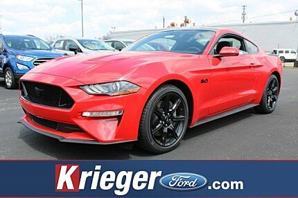 2018 Ford Mustang GT Coupe for sale 100971739