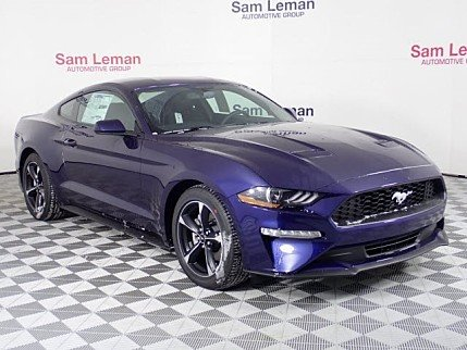 2018 Ford Mustang Coupe for sale 100985180