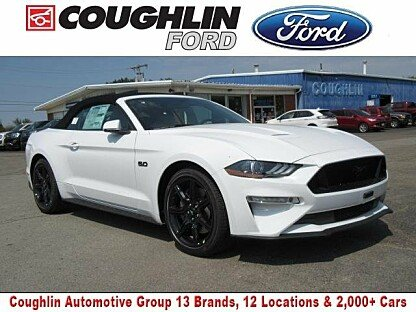 2018 Ford Mustang GT Convertible for sale 100986272
