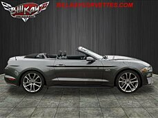 2018 Ford Mustang GT Convertible for sale 100988880