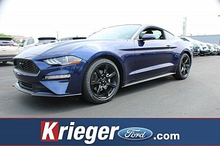 2018 Ford Mustang Coupe for sale 100989044