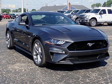 2018 Ford Mustang GT Coupe for sale 100989449