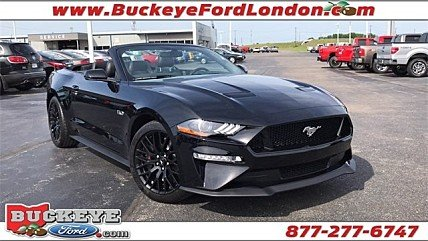 2018 Ford Mustang GT Convertible for sale 100995725