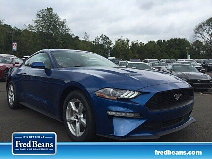 2018 Ford Mustang Coupe for sale 101005651