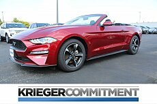 2018 Ford Mustang for sale 101007512