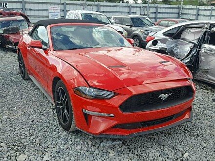 2018 Ford Mustang for sale 101056603