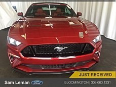 2018 Ford Mustang GT Convertible for sale 101056863