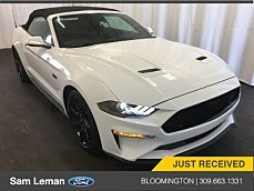 2018 Ford Mustang GT Convertible for sale 101056865