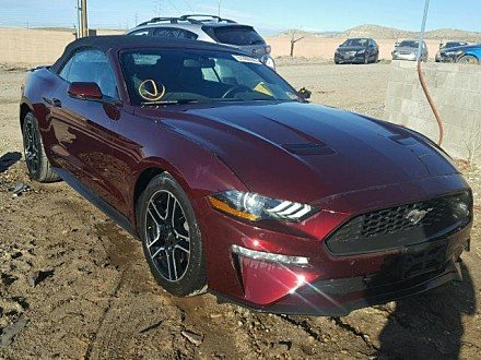 2018 Ford Mustang for sale 101057624