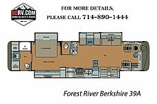 2018 Forest River Berkshire for sale 300145546