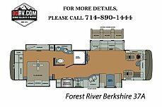 2018 Forest River Berkshire for sale 300146580