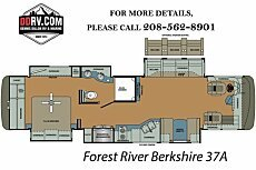 2018 Forest River Berkshire for sale 300155116