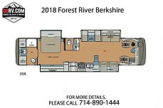 2018 Forest River Berkshire for sale 300157925