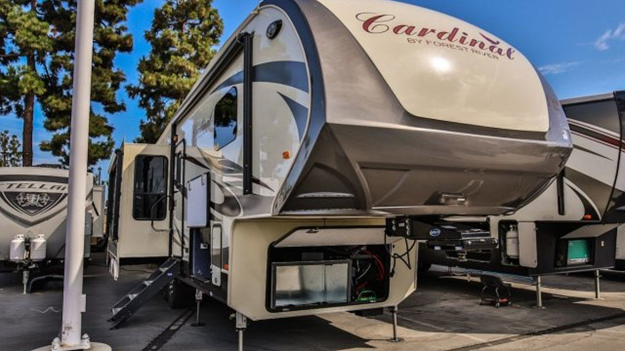 2018 Forest River Cardinal for sale 300141575