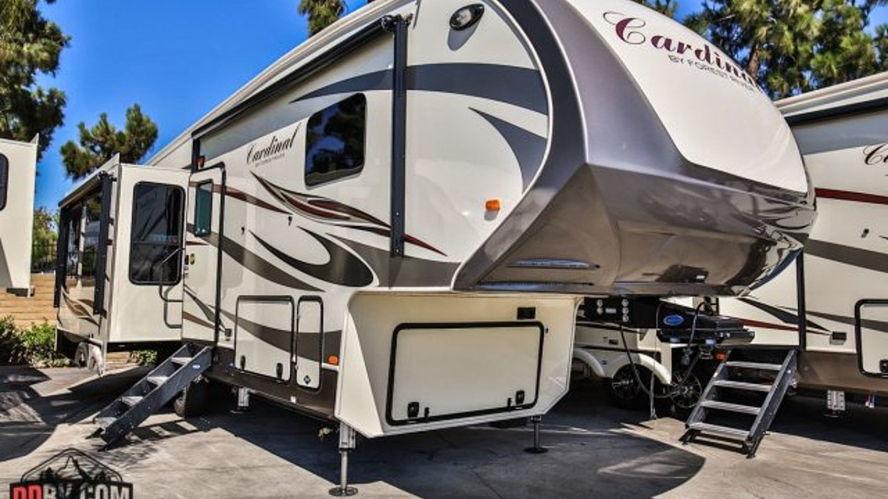 2018 Forest River Cardinal for sale 300141883