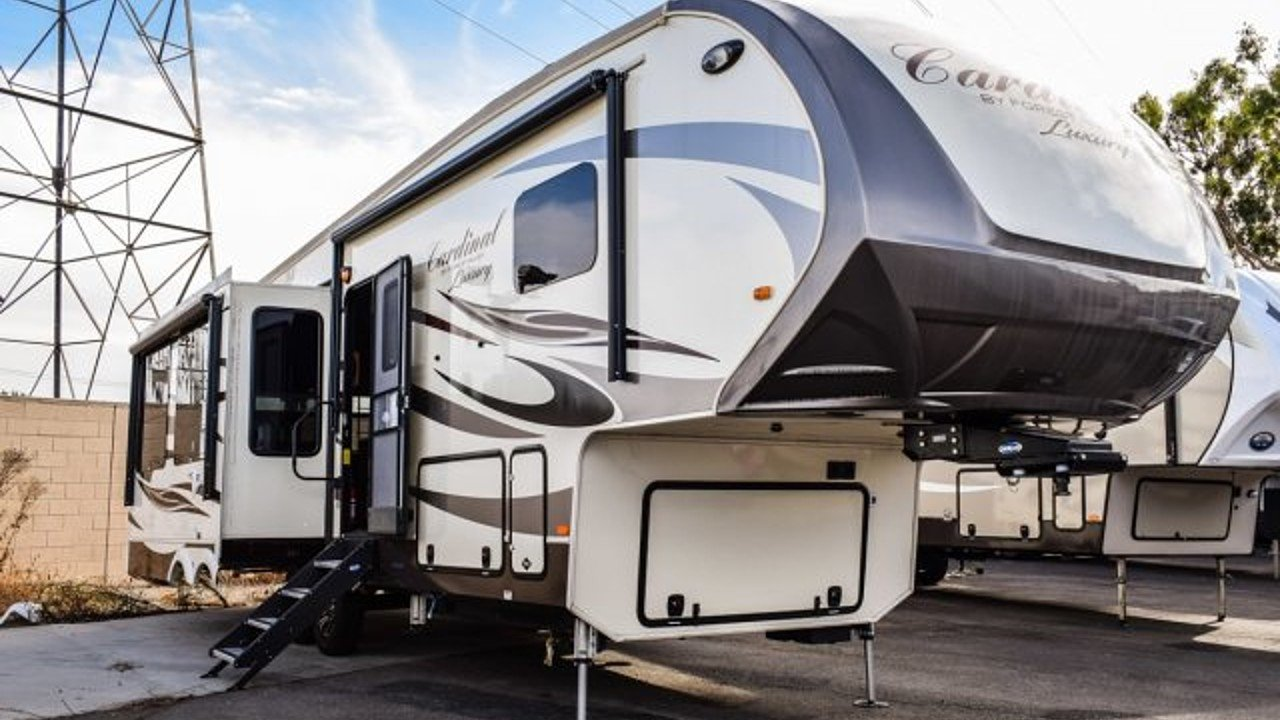 2018 Forest River Cardinal for sale 300146910