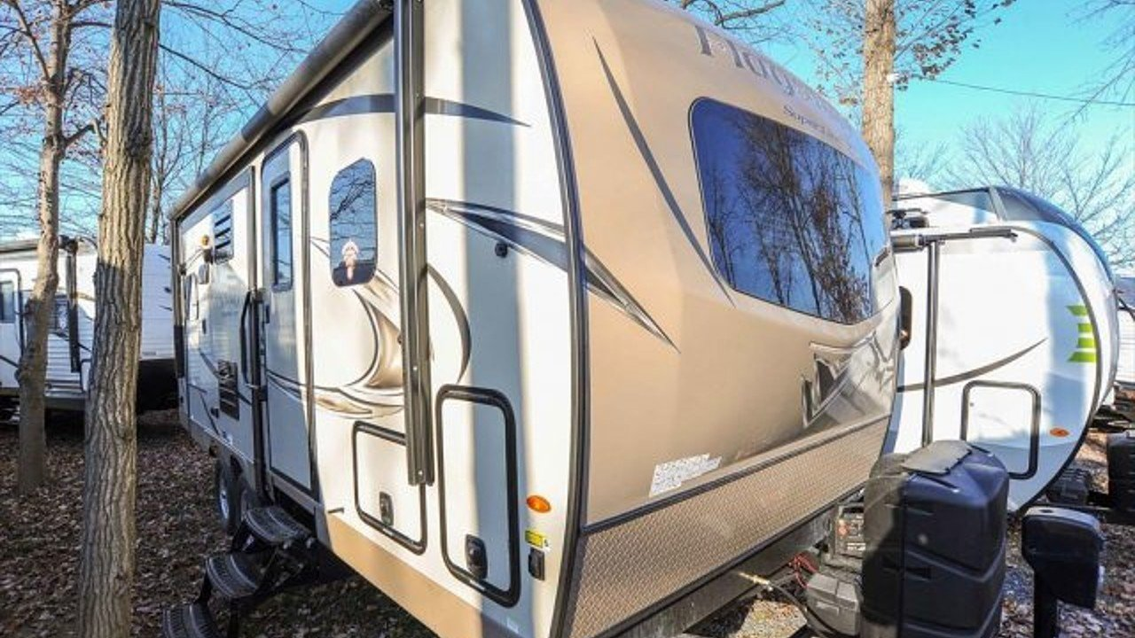 2018 Forest River Flagstaff for sale 300148858
