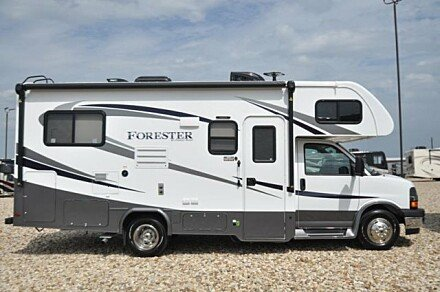 2018 Forest River Forester for sale 300135882
