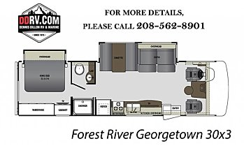 2018 Forest River Georgetown for sale 300146455
