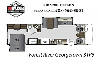 2018 Forest River Georgetown for sale 300146474