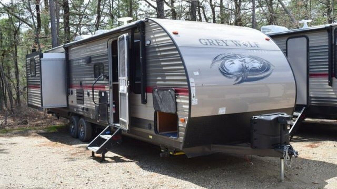 2018 Forest River Grey Wolf for sale 300153997