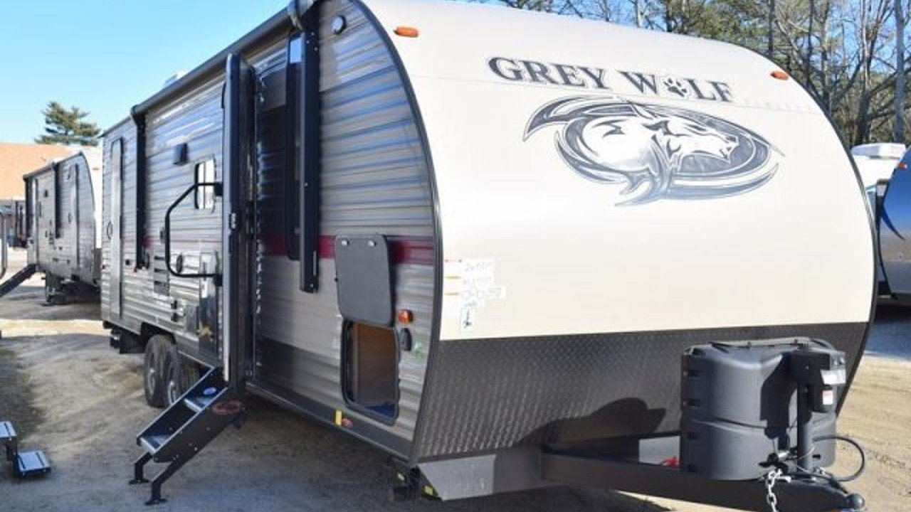 2018 Forest River Grey Wolf for sale 300157247