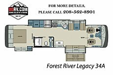 2018 Forest River Legacy for sale 300147357