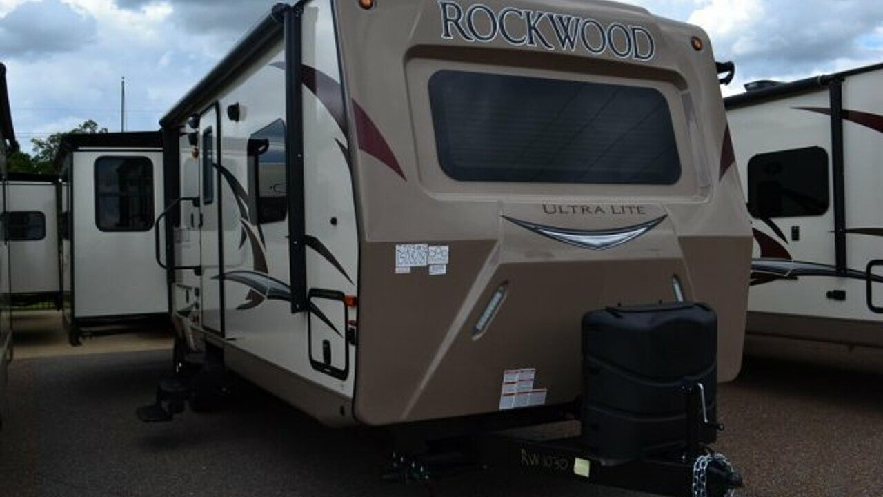 2018 Forest River Rockwood for sale 300136459