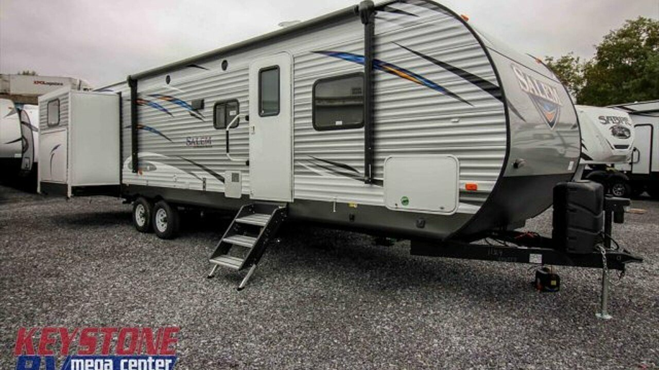 2018 Forest River Salem 31KQBTS for sale 300147259
