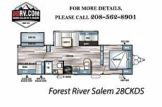 2018 Forest River Salem for sale 300157355
