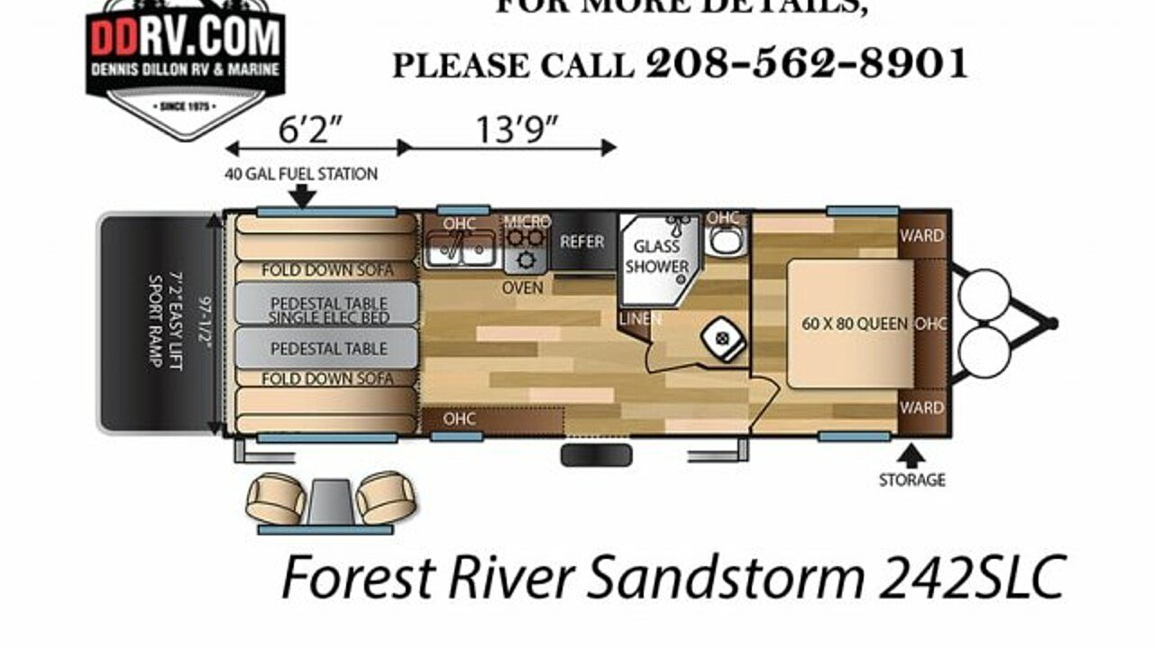 2018 Forest River Sandstorm for sale 300155416