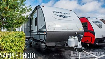 2018 Forest River Surveyor 251RKS for sale 300145009