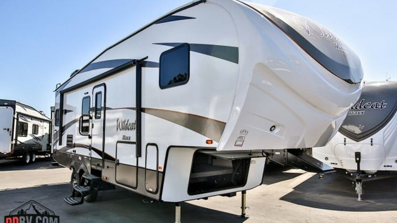 2018 Forest River Wildcat for sale 300141266