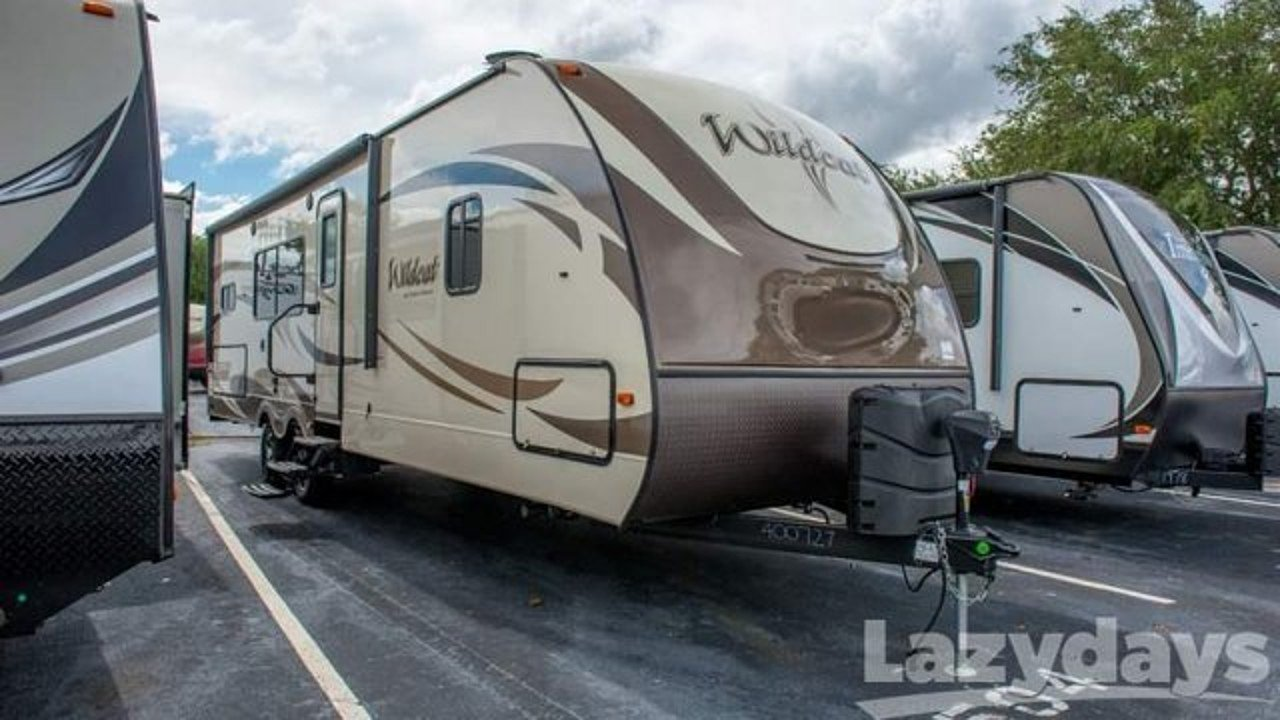 2018 Forest River Wildcat for sale 300145426