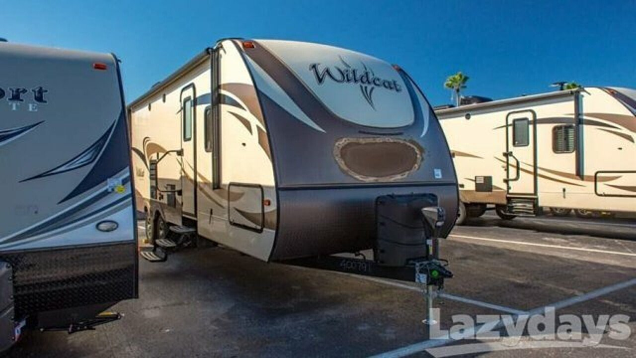 2018 Forest River Wildcat for sale 300146847