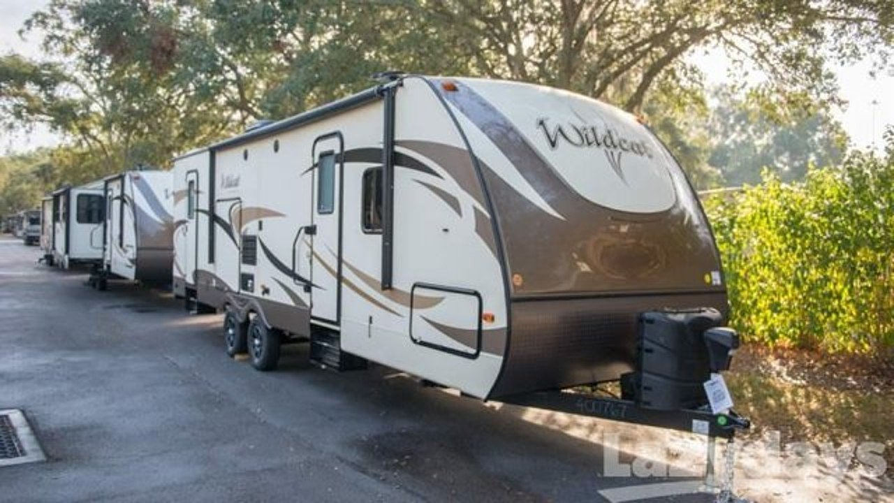 2018 Forest River Wildcat for sale 300147143