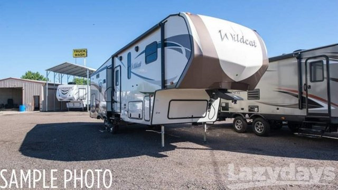 2018 Forest River Wildcat for sale 300157271
