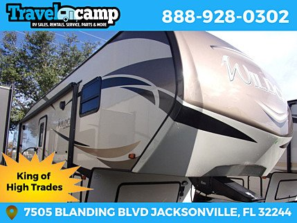 2018 Forest River Wildcat for sale 300150966