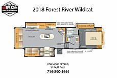 2018 Forest River Wildcat for sale 300155010
