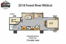 2018 Forest River Wildcat for sale 300155019