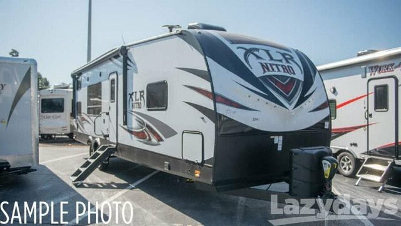 2018 Forest River XLR Nitro for sale 300129808