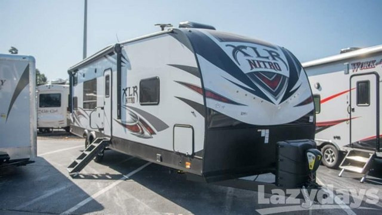 2018 Forest River XLR Nitro for sale 300140711