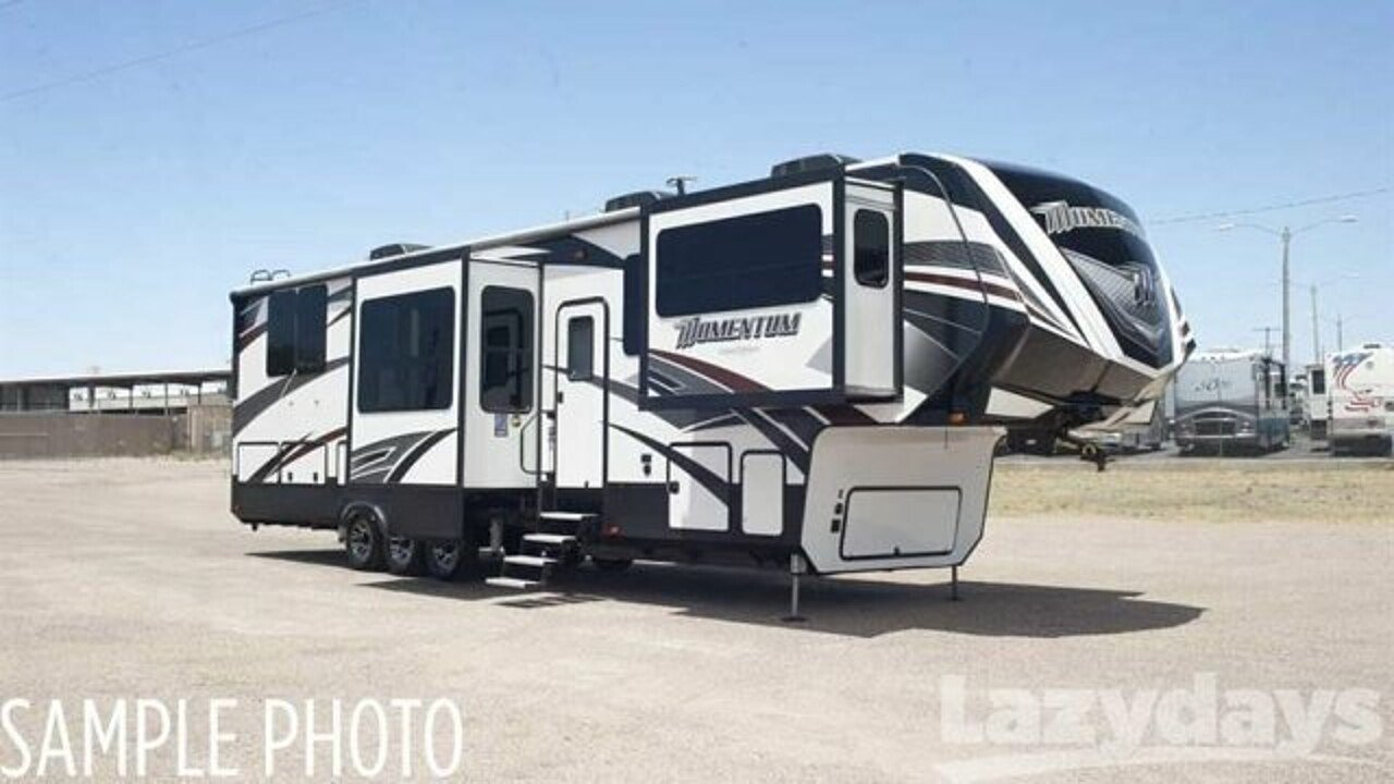2018 Grand Design Momentum for sale 300156752
