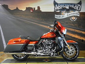 2018 Harley-Davidson CVO for sale 200490162