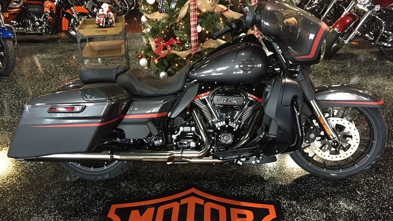 2018 Harley-Davidson CVO for sale 200514474