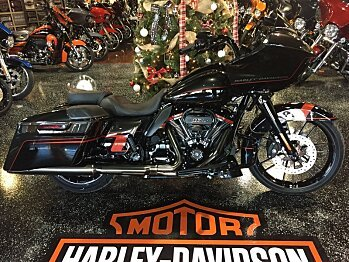 2018 Harley-Davidson CVO for sale 200517059