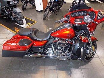 2018 Harley-Davidson CVO for sale 200570777
