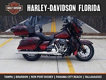2018 Harley-Davidson CVO Limited for sale 200592197