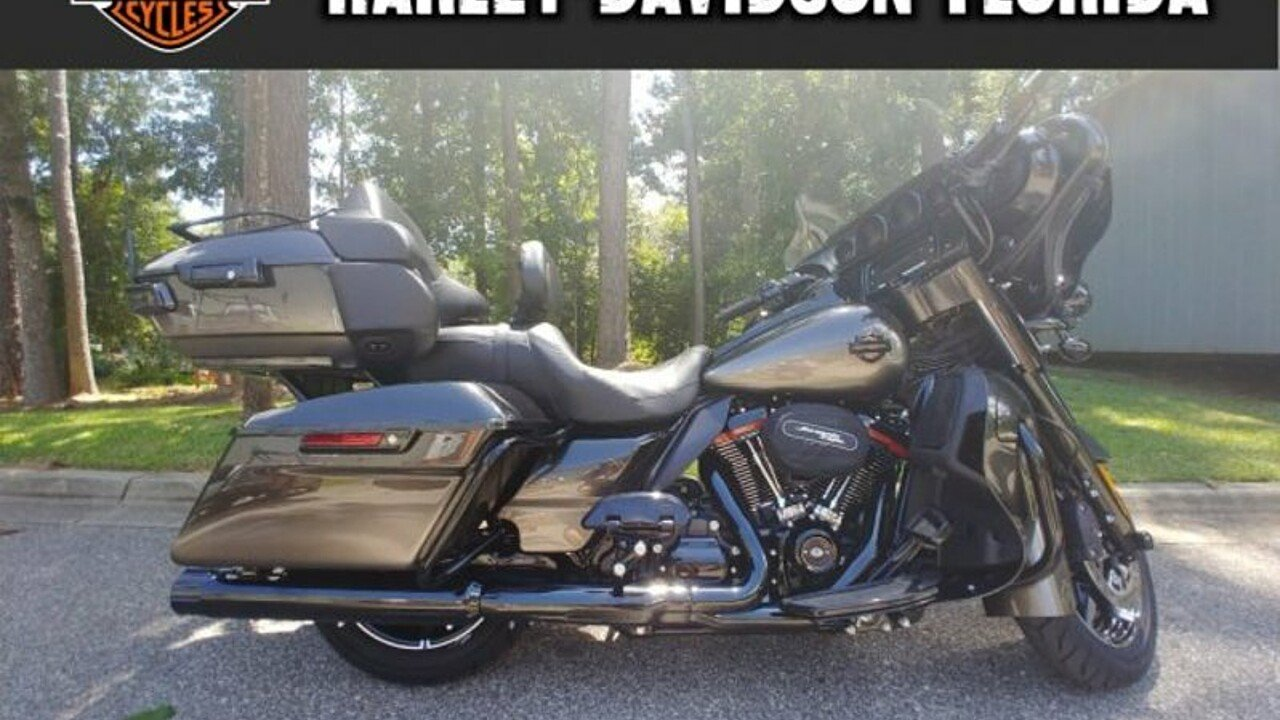 2018 Harley-Davidson CVO Limited for sale 200592914