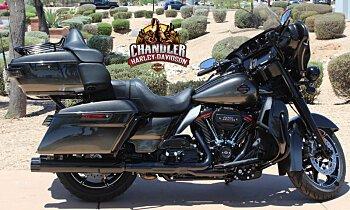2018 Harley-Davidson CVO Limited for sale 200595556